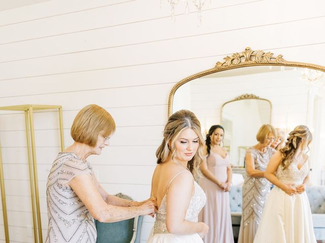 Aaron and Emily's Wedding in Collinsville, Texas 15