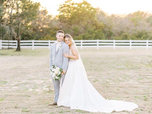 The wedding of Emily and Aaron