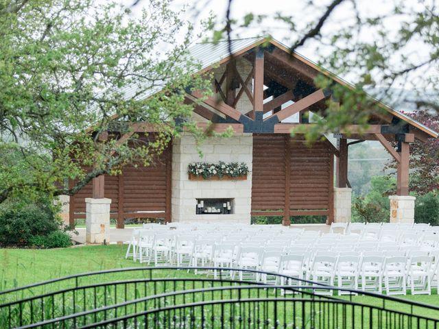 Jordan and Emily's Wedding in New Braunfels, Texas 1