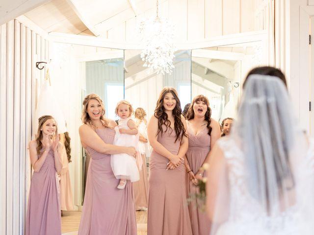 Jordan and Emily's Wedding in New Braunfels, Texas 13