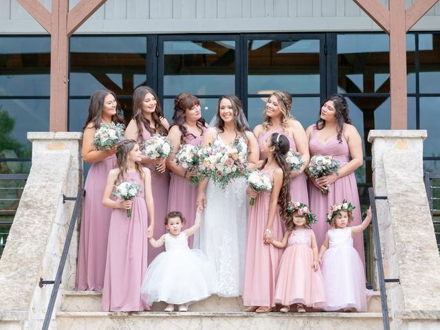 Jordan and Emily's Wedding in New Braunfels, Texas 16