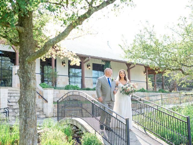 Jordan and Emily's Wedding in New Braunfels, Texas 22