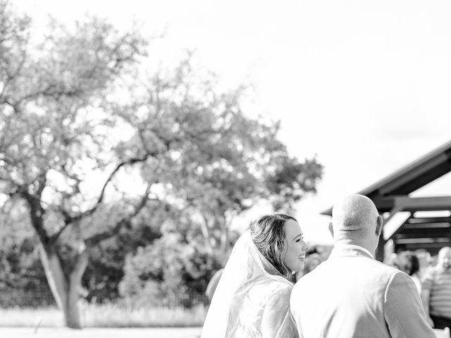 Jordan and Emily's Wedding in New Braunfels, Texas 24