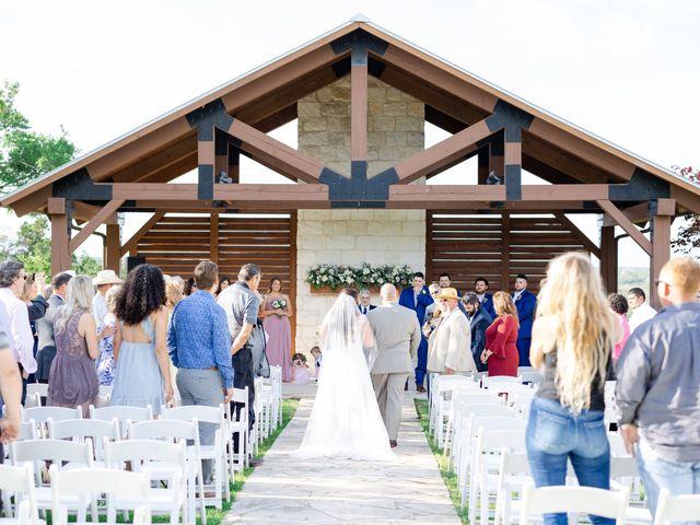 Jordan and Emily's Wedding in New Braunfels, Texas 25
