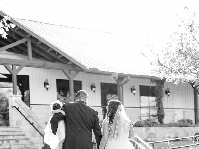 Jordan and Emily's Wedding in New Braunfels, Texas 30