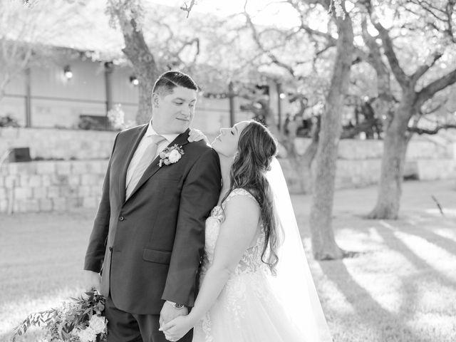 Jordan and Emily's Wedding in New Braunfels, Texas 34
