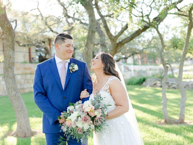 Jordan and Emily's Wedding in New Braunfels, Texas 36