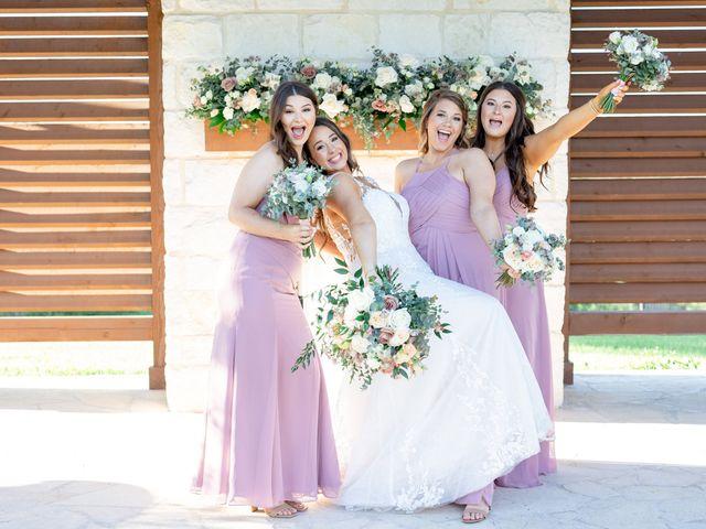 Jordan and Emily's Wedding in New Braunfels, Texas 38