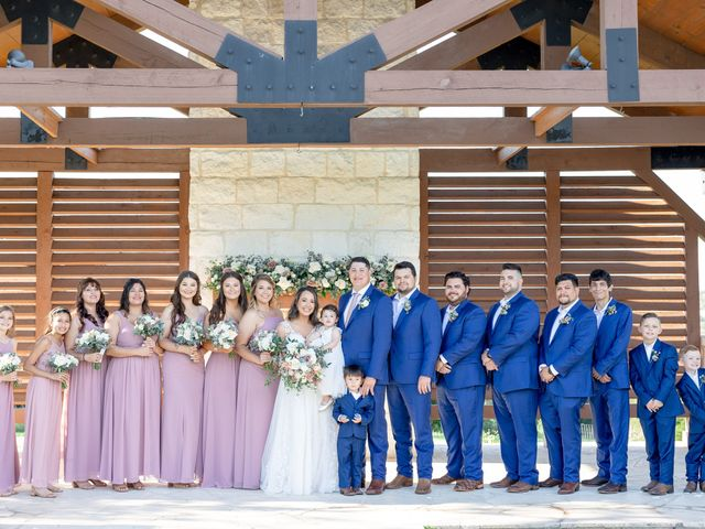 Jordan and Emily's Wedding in New Braunfels, Texas 39