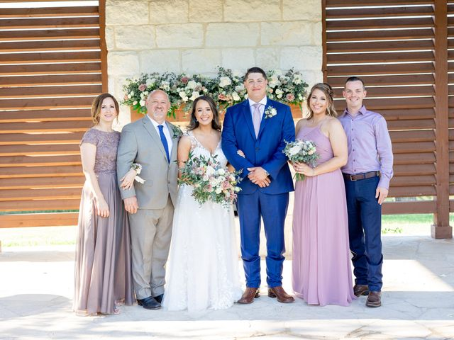Jordan and Emily's Wedding in New Braunfels, Texas 40