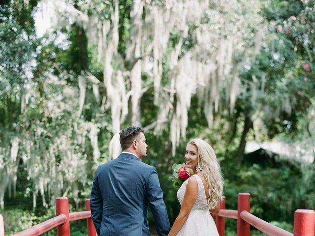 Eric and Jordan's Wedding in Charleston, South Carolina 7