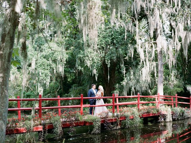 Eric and Jordan's Wedding in Charleston, South Carolina 8