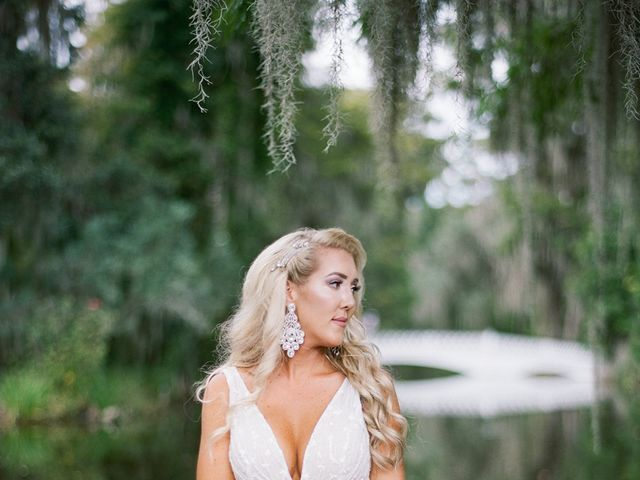 Eric and Jordan's Wedding in Charleston, South Carolina 9