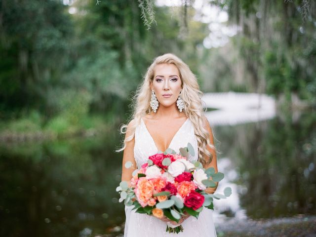 Eric and Jordan's Wedding in Charleston, South Carolina 12