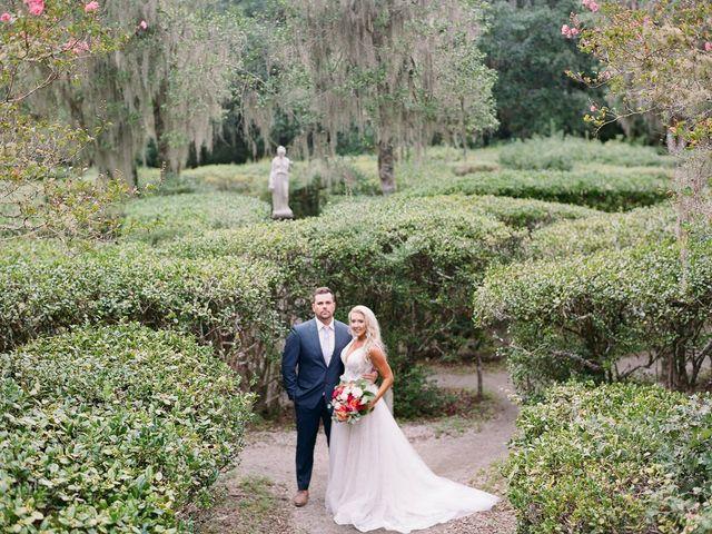 Eric and Jordan's Wedding in Charleston, South Carolina 37