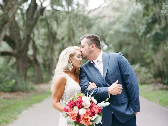 Eric and Jordan's Wedding in Charleston, South Carolina 43