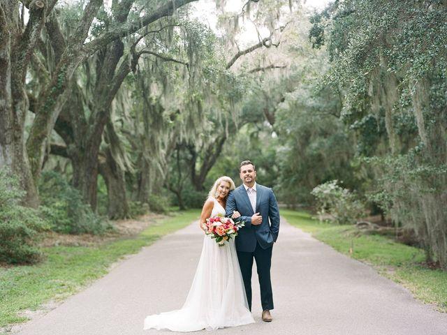 Eric and Jordan's Wedding in Charleston, South Carolina 49