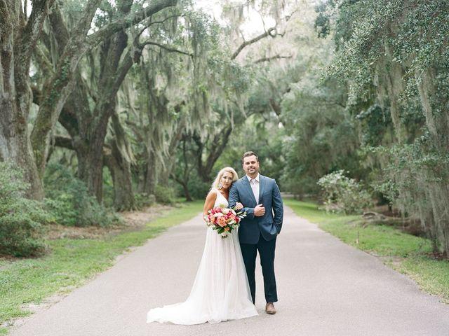 Eric and Jordan's Wedding in Charleston, South Carolina 52