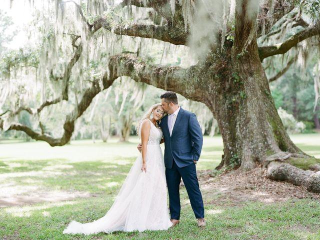 Eric and Jordan's Wedding in Charleston, South Carolina 55