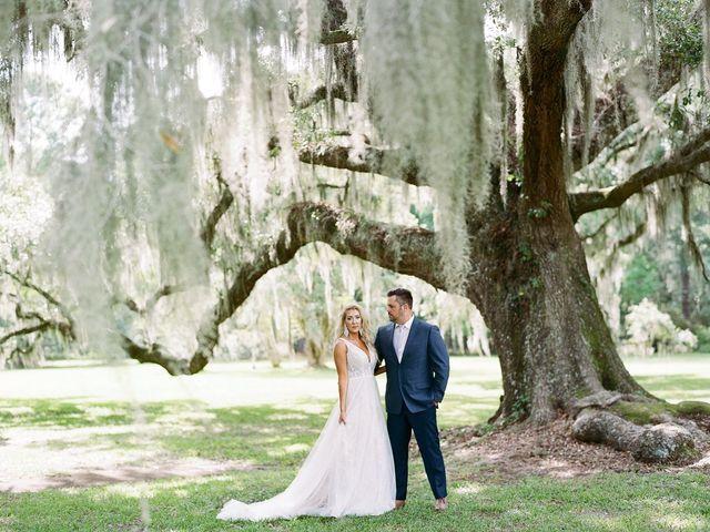 Eric and Jordan's Wedding in Charleston, South Carolina 60