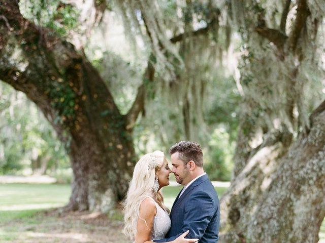 Eric and Jordan's Wedding in Charleston, South Carolina 67