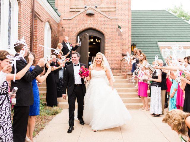 Jennifer and Shane's Wedding in Denver, Colorado 4