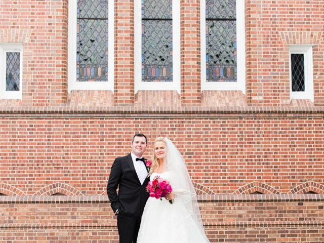 The wedding of Shane and Jennifer