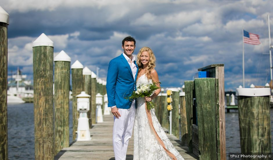 Greg and Laurie's Wedding in Saint Michaels, Maryland