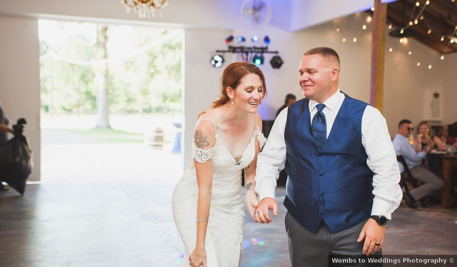 Jared and Tiffany's Wedding in Brooksville, Florida