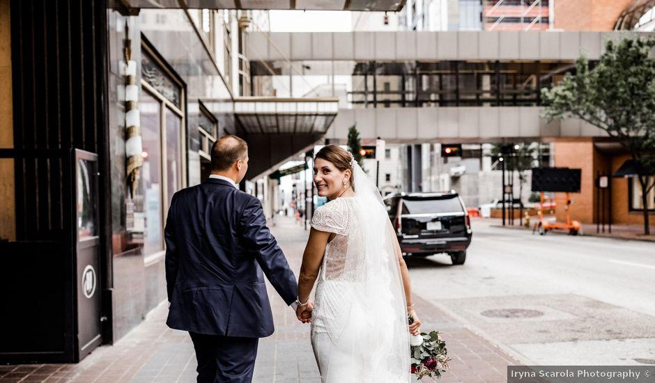Jennifer and Steven's Wedding in Cincinnati, Ohio