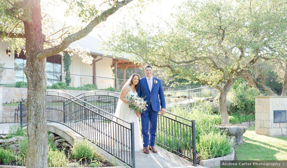 Jordan and Emily's Wedding in New Braunfels, Texas