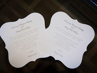 The wedding of Stacy and Kourtney 2