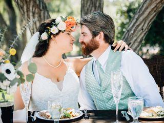 The wedding of Summer and Hugh
