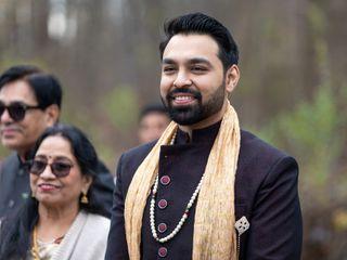 The wedding of Radha and Vikram 3