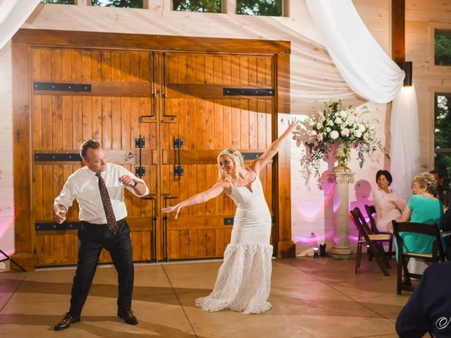 Tanner and Blakely's Wedding in Delano, Tennessee 3