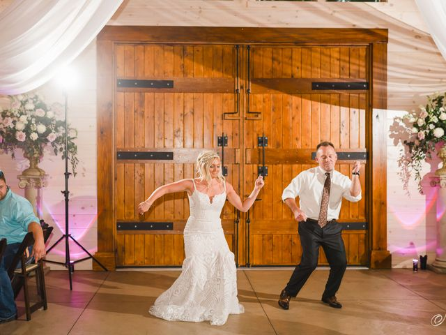 Tanner and Blakely's Wedding in Delano, Tennessee 6