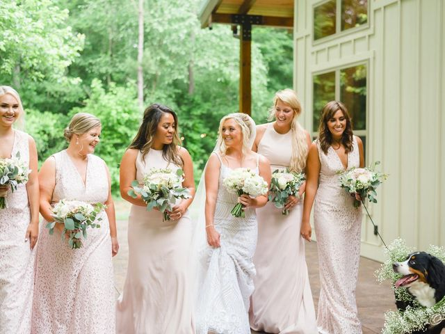 Tanner and Blakely's Wedding in Delano, Tennessee 14