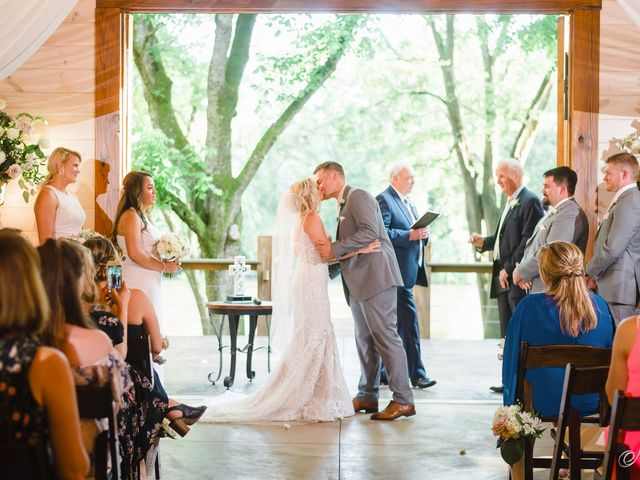 Tanner and Blakely's Wedding in Delano, Tennessee 18