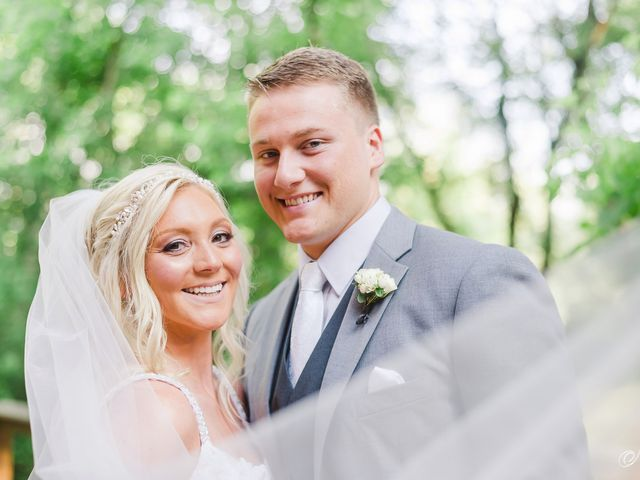 Tanner and Blakely's Wedding in Delano, Tennessee 19