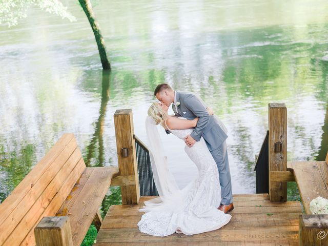 The wedding of Blakely and Tanner