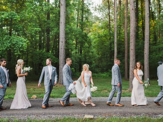 Tanner and Blakely's Wedding in Delano, Tennessee 20