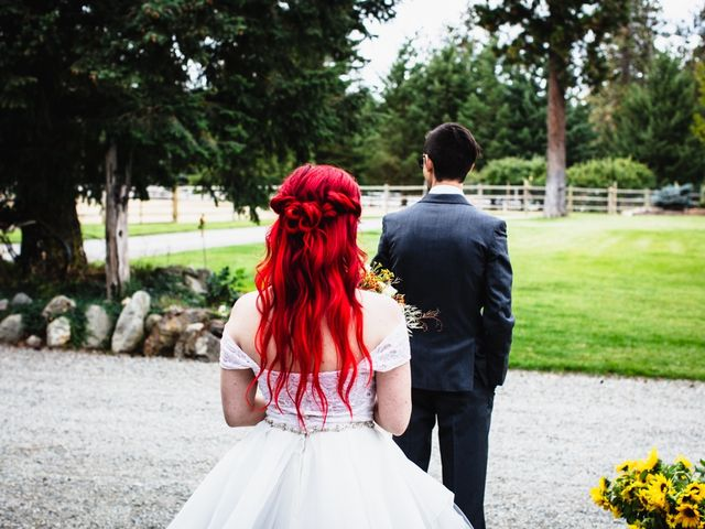 Andrew and Raena's Wedding in Coeur D Alene, Idaho 12