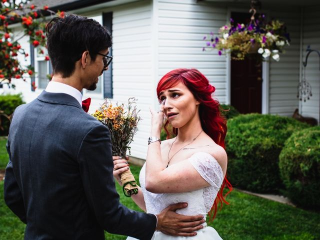 Andrew and Raena's Wedding in Coeur D Alene, Idaho 20