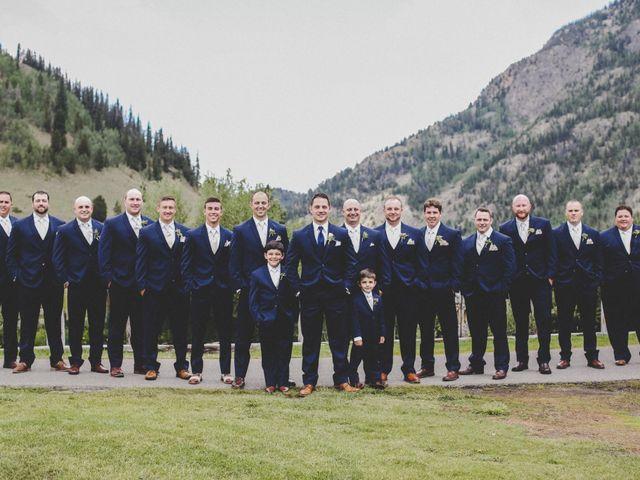 Cameron and Matt's Wedding in Frisco, Colorado 6