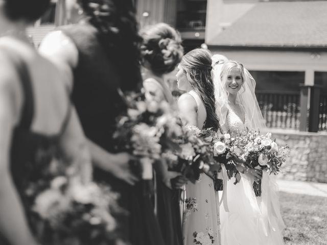Cameron and Matt's Wedding in Frisco, Colorado 10