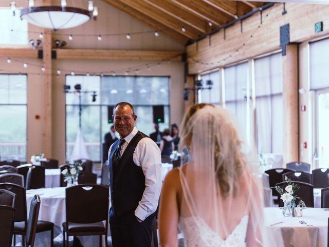 Cameron and Matt's Wedding in Frisco, Colorado 13