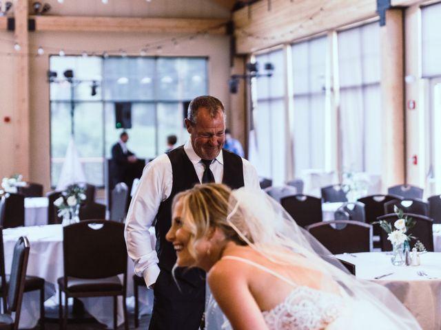 Cameron and Matt's Wedding in Frisco, Colorado 14
