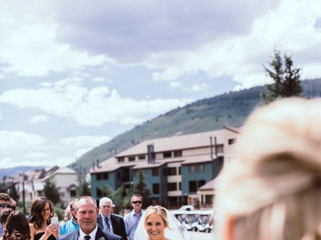 Cameron and Matt's Wedding in Frisco, Colorado 15
