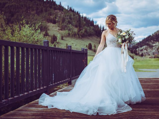 Cameron and Matt's Wedding in Frisco, Colorado 22