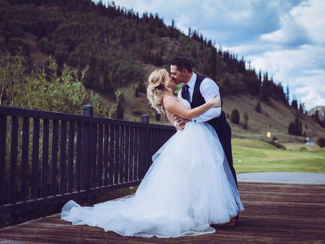 Cameron and Matt's Wedding in Frisco, Colorado 23